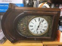 Big antique clock