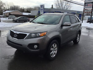 2012  Kia  Sorento V6  AWD LX  3.5L  V6  TRADE FOR  TRUCK
