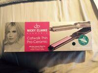 Hair straighteners - Nicky Clarke