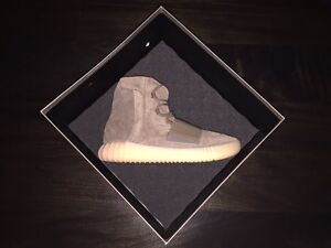 Adidas Yeezy Boost 750 Chocolate Brown Size: 10.5 US