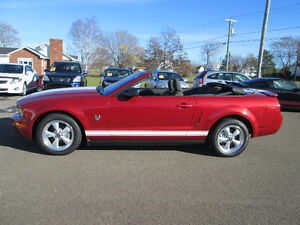 2009 Ford Mustang V6 LIKE NEW LOW KM Convertible TRADE WELCOME