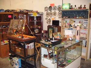 HIDDEN TREASURE CHEST FLEA MARKET