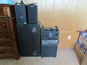 Nuance Speakers with Reciever