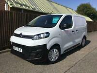 2017 Citroen Dispatch 1.6 XS 1000 ENTERPRISE BLUEHDI S/S ETG6 94 BHP Semi Auto P
