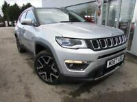 2018 Jeep Compass 1.4 MultiAir II Limited 5dr Petrol grey Manual