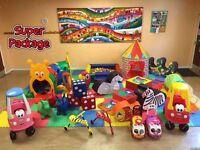 Soft Play Hire - Bouncy Castle Hire - Children's Party, Christening, Birthday, Play Groups