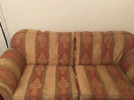 Hopewells 3 Seater & Single Seater sofa settee suite