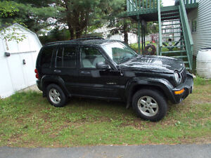 2004 Jeep Liberty SUV, Crossover  hunter special