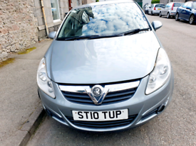 £30 Tax! 2010 CORSA.1.3 Diesel full Mot 2021 ! SH...low miles..1 Owner