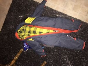 Columbia 18 months 2 piece snow suit.