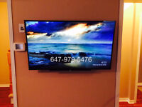 FAST PROFESSIONAL TV MOUNTING AND INSTALLATION