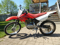 2012 HONDA CRF 100F FOR SALE