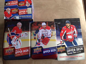 2015-2016 Upper Deck Series One & Two