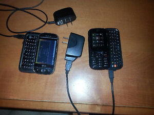 OLDER CELL PHONE BUNDLE