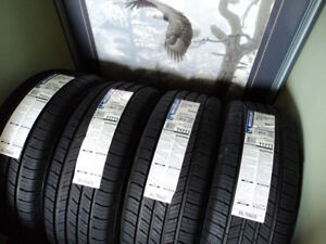 215/55R17 Michelin DEFENDER all season tires, Brand NEW
