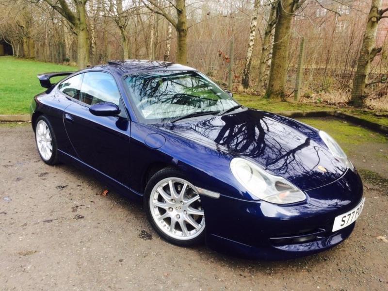 2001 Porsche 911 3.6 996 Carrera 2 Coupe Tiptronic S 2dr