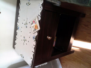 Night table  for sale  $20