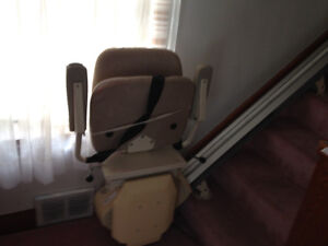 NEW  PRICE Used Stair  lift