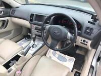 2004 Subaru Legacy 3.0 R Sports Tourer 5dr Petrol silver Automatic
