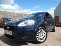 2010 FIAT GRAND PUNTO 1.4 PETROL LOW MILAGE ONE OWNER