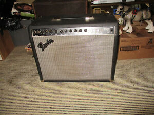 Vintage Fender Deluxe 112 Amplifier--Made in the USA--200 watts Kitchener / Waterloo Kitchener Area image 5