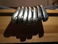Nike VRS NEX 4-PW GOLF IRONS UNIFLEX REGULAR FLEX STEEL SHAFTS