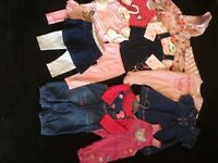 Girls 6-9mth clothes