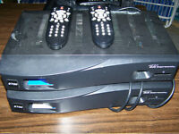 Bell 2700 Receiver With Remote