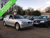 2004 04 BMW 3 SERIES 320D 2.0 SE TOURING AUTO 148 BHP DIESEL