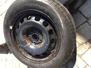Michelin All Season Tire 205  55 16