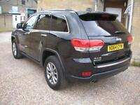 2014 JEEP GRAND CHEROKEE 3.0 CRD Limited Plus 5dr Auto