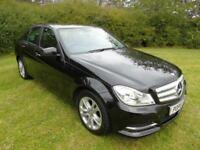2013 63 MERCEDES C200 2.1 CDI EXECUTIVE SE BLUE EFFICIENCY SE AUTOMATIC