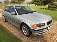 2000 BMW 3 SERIES 2.8 328I SE 4D 190 BHP