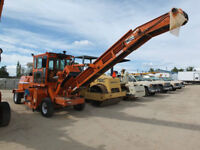 2012 BROCE SWEEPER MK-1 TRANSFER