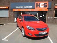 Vauxhall Astra 2.0CDTi 16v ecoFLEX SRi - 1 Yr MOT, Warranty & AA. Finance avail.