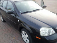 2007 Chevrolet Optra.  Great Condition. LIC & INSPECTED
