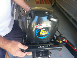 Used or new boat parts trailers accessories for sale in for Briggs and stratton outboard motors for sale
