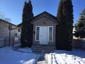 Full house with double garage and fenced yard!!!