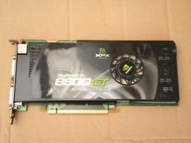 NVIDIA GeForce 8800 GT Alpha Dog Edition XFX