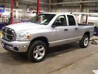 2007 Dodge Other SLT 4WD Truck  4.7 V8  Automatic  153884 kms