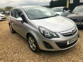 image for 2014 Vauxhall Corsa SXI AC Hatchback Petrol Manual