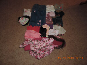 girls 12-18 months  clothing