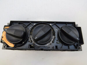 Volkswagen Golf Jetta 1993-1999 Climate Control Switch 1H0819045