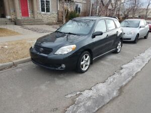 2005 Toyota Matrix TRD Hatchback