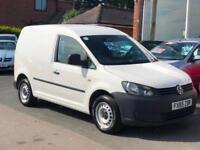 2015 VOLKSWAGEN CADDY 1.6 TDI 75PS Startline Van