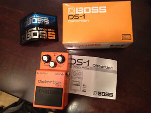 BRAND NEW Boss DS-1 Distortion pedal