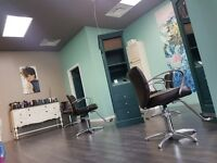 Salon Chairs and Spa Room for Lease