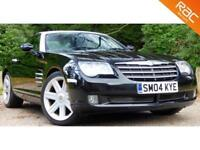 2004 04 CHRYSLER CROSSFIRE 3.2 V6 2D AUTO 215 BHP SAT NAV+BLUETOOTH+19