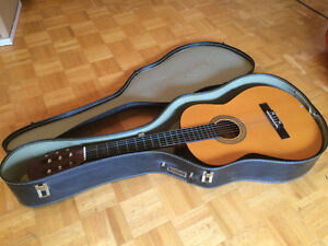 Hohner #HG1N Wooden Guitar (Korea) North Shore Greater Vancouver Area image 1