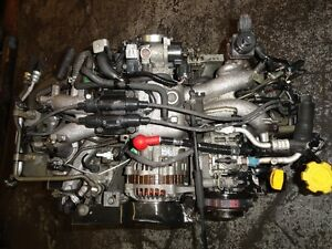 JDM SUBARU LEGACY, IMPREZA EJ20 ENGINE REPLACEMENT FOR EJ25